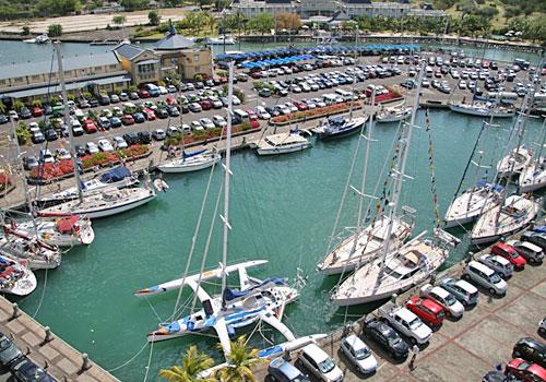 Caudan waterfront association of inbound operators mauritius aiom - Restaurant port louis ile maurice ...